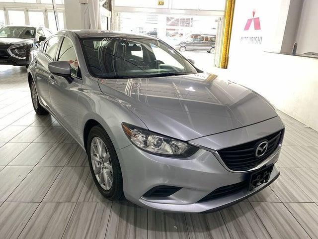 2017 Mazda MAZDA6 2017.5 Sport Sedan FWD