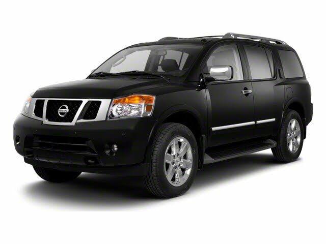 2010 Nissan Armada SE