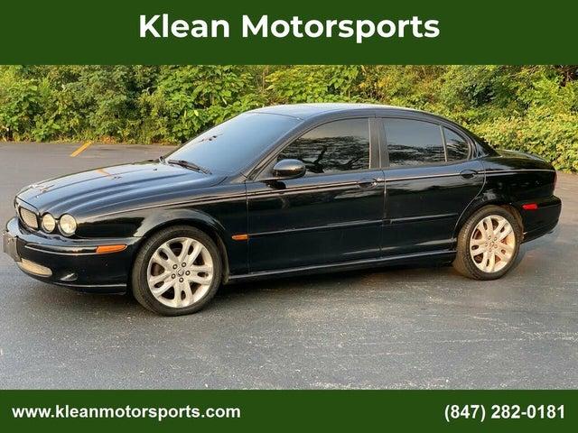 2006 Jaguar X-TYPE 3.0L Sedan AWD