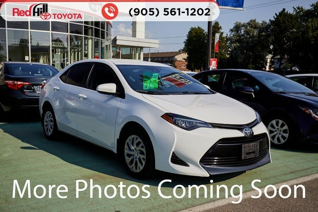 2019 Toyota Corolla CE FWD