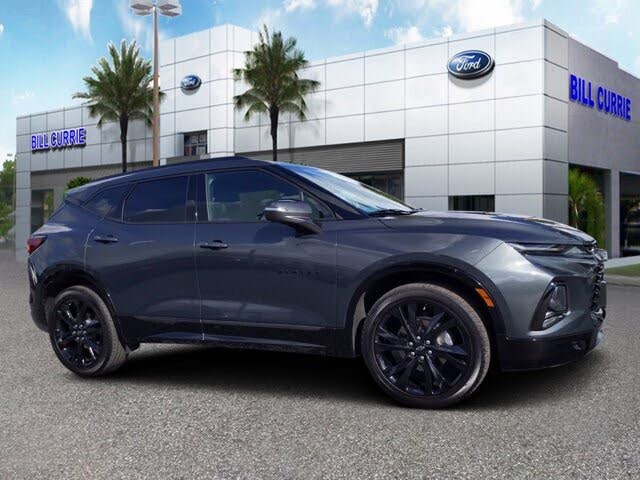 2020 Chevrolet Blazer RS AWD