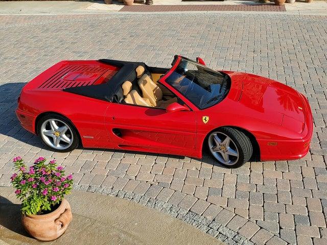 1998 Ferrari F355 Spider V8 RWD