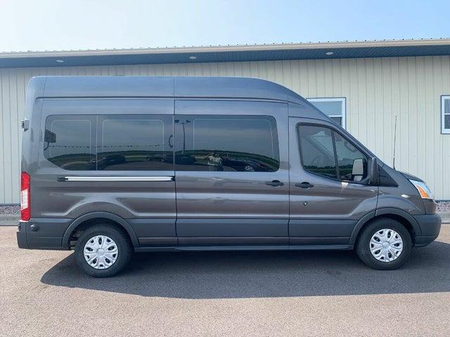 2018 Ford Transit Passenger 350 XLT High Roof LWB RWD with Sliding Passenger-Side Door