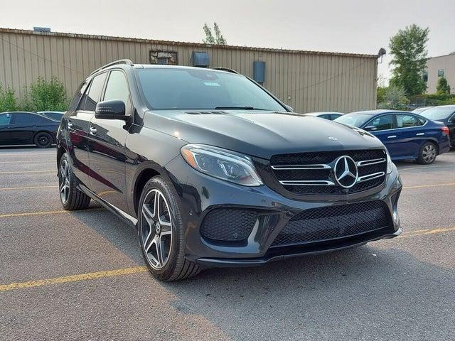 2018 Mercedes-Benz GLE-Class GLE 400 4MATIC