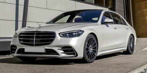 2022 Mercedes-Benz S-Class