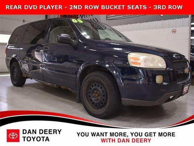 2005 Chevrolet Uplander Extended FWD
