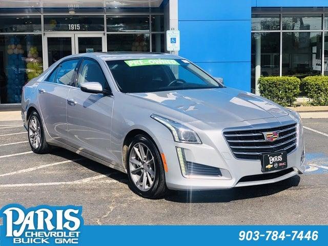 2018 Cadillac CTS 3.6L Luxury AWD