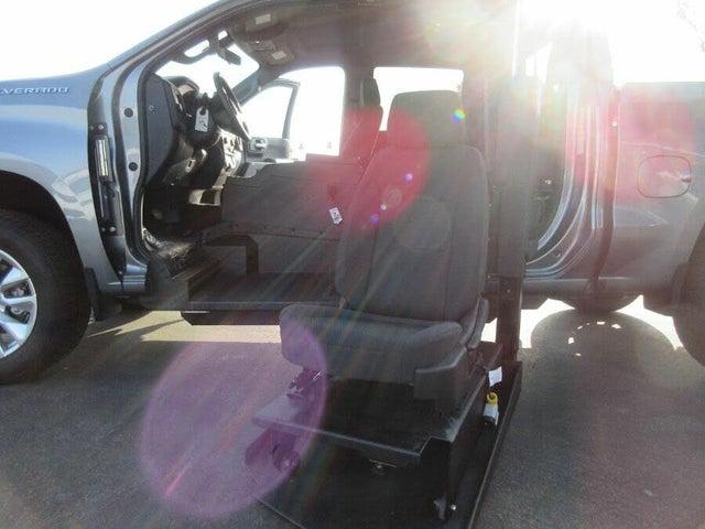 2021 Chevrolet Silverado 1500 Custom Crew Cab RWD