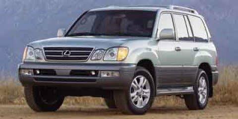 2003 Lexus LX 470 470 4WD