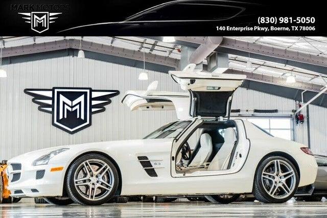 2012 Mercedes-Benz SLS-Class AMG