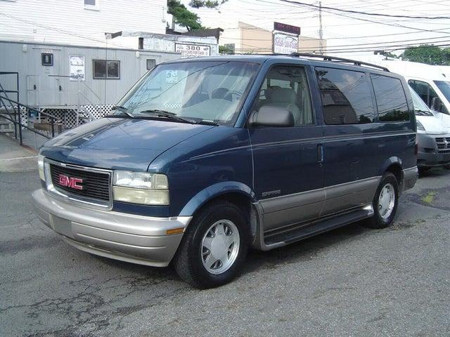 2002 GMC Safari 3 Dr SLT Passenger Van Extended
