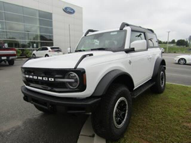 2021 Ford Bronco Outer Banks Advanced 2-Door 4WD