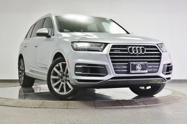 2018 Audi Q7 3.0T quattro Prestige AWD