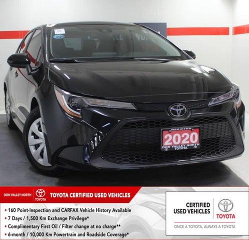 2020 Toyota Corolla L FWD