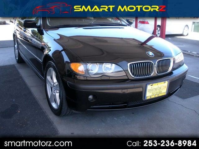 2004 BMW 3 Series 330xi Sedan AWD