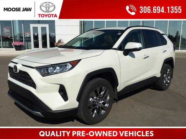 2020 Toyota RAV4 Limited AWD