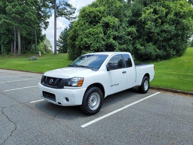 2011 Nissan Titan S King Cab