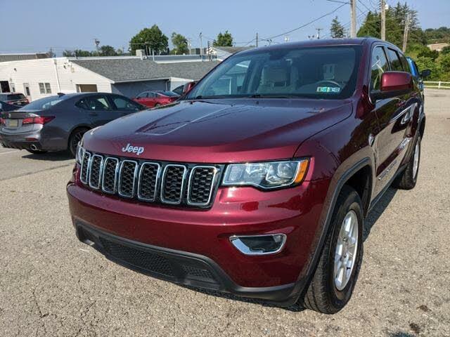 2017 Jeep Grand Cherokee Laredo 4WD
