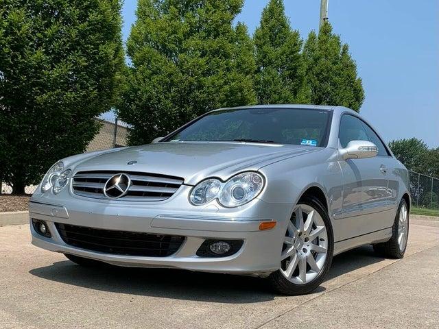 2007 Mercedes-Benz CLK-Class CLK 350 Coupe