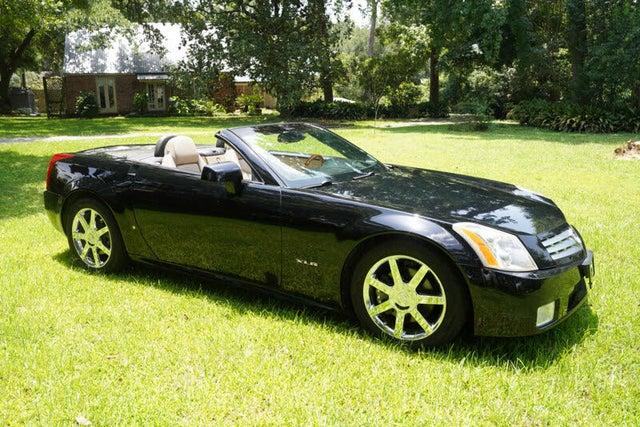 2008 Cadillac XLR RWD