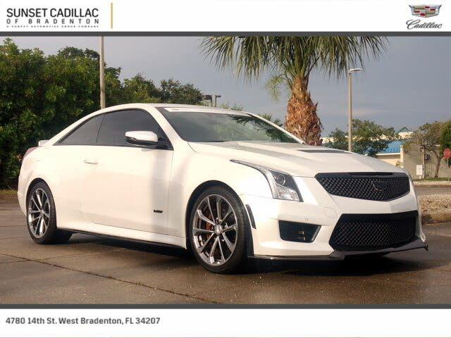 2017 Cadillac ATS-V Coupe RWD
