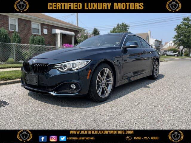 2017 BMW 4 Series 440i Coupe RWD