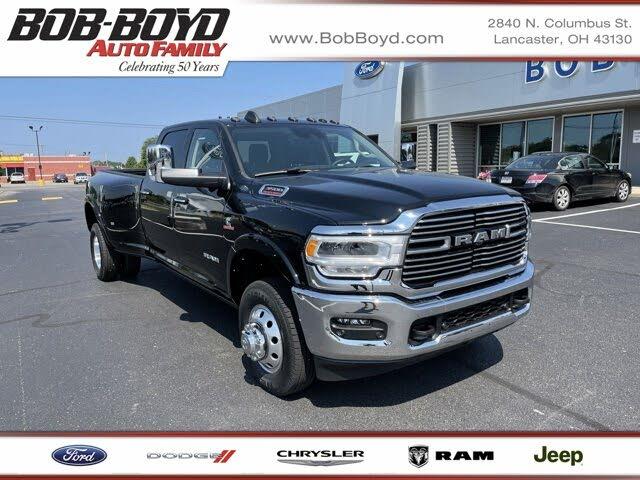 2021 RAM 3500 Laramie Crew Cab LB DRW 4WD