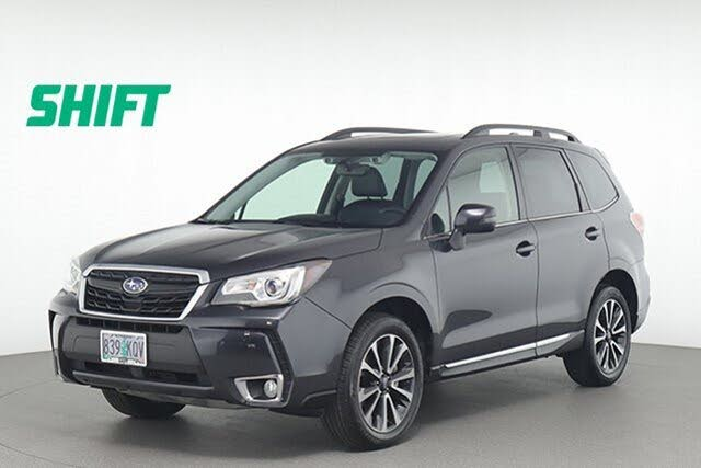 2018 Subaru Forester 2.0XT Touring