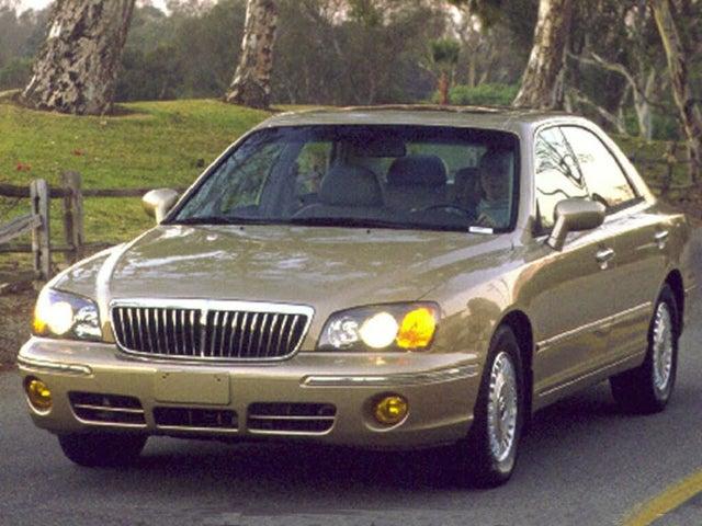 2001 Hyundai XG300 4 Dr L Sedan
