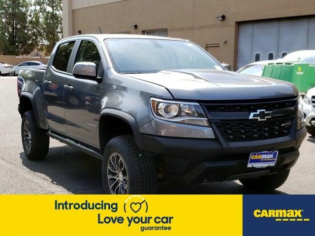 2019 Chevrolet Colorado ZR2 Crew Cab 4WD