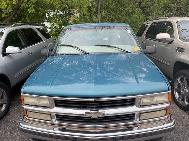 1997 Chevrolet C/K 1500 Silverado Extended Cab RWD