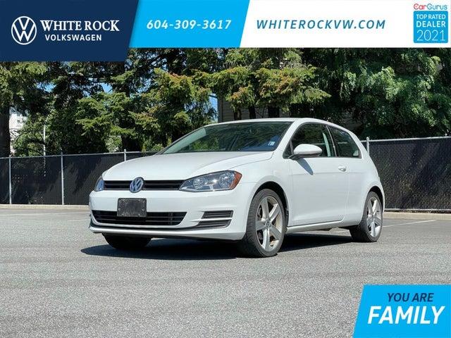 2015 Volkswagen Golf 1.8T Trendline 2dr