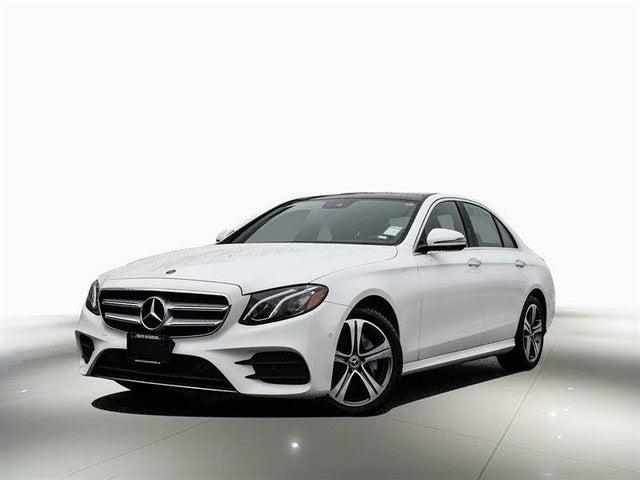 2020 Mercedes-Benz E-Class E 350 4MATIC AWD
