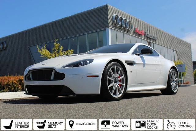 2015 Aston Martin V12 Vantage S Coupe RWD
