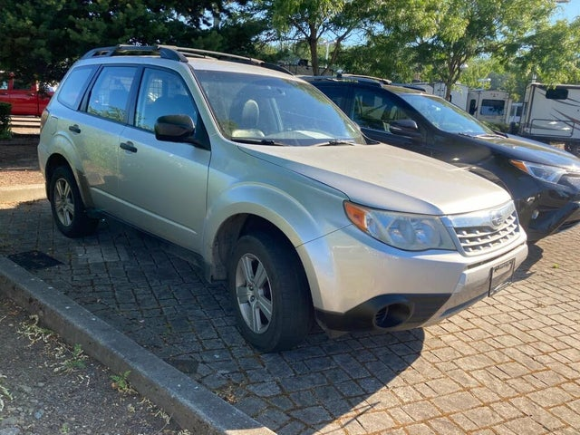 2011 Subaru Forester 2.5 X