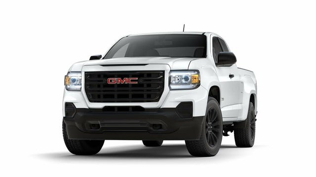2021 GMC Canyon Elevation Standard Extended Cab RWD