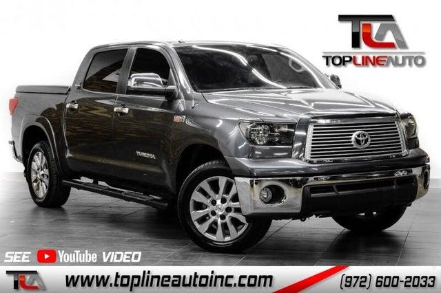 2013 Toyota Tundra Limited CrewMax 5.7L