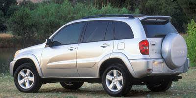 2005 Toyota RAV4 Base 4WD