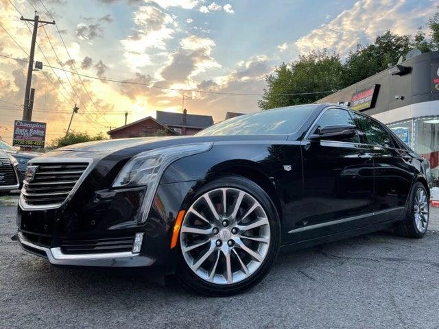 2016 Cadillac CT6 3.0TT Luxury AWD