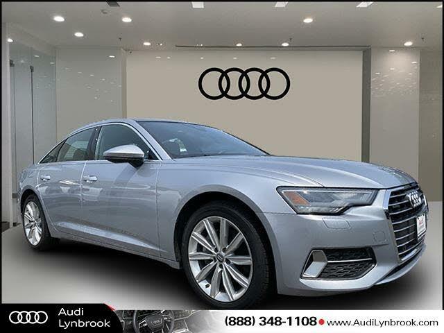 2020 Audi A6 2.0T quattro Premium AWD