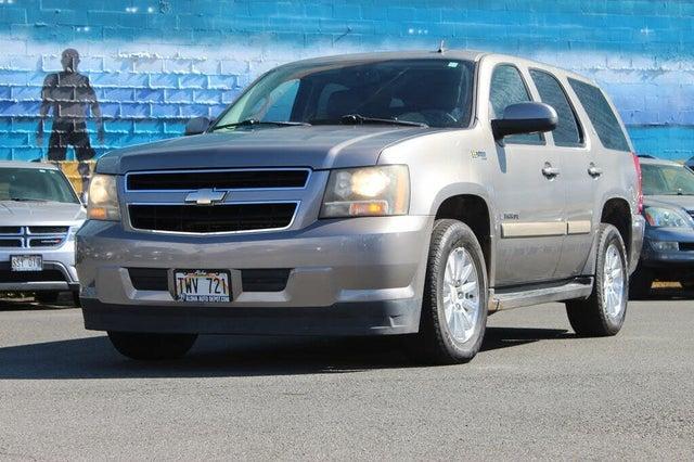 2008 Chevrolet Tahoe Hybrid RWD