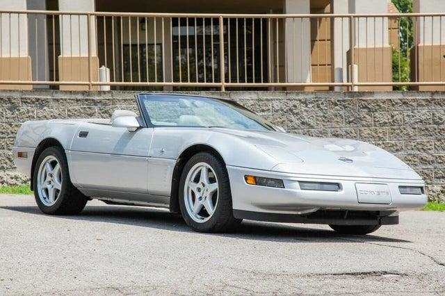 1996 Chevrolet Corvette Grand Sport Convertible RWD