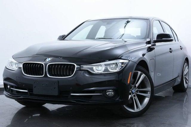 2017 BMW 3 Series 330e iPerformance Sedan RWD