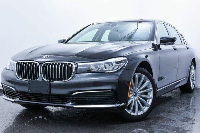 2018 BMW 7 Series 740i xDrive AWD