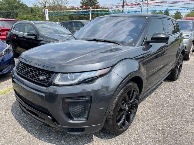 2018 Land Rover Range Rover Evoque HSE Dynamic AWD