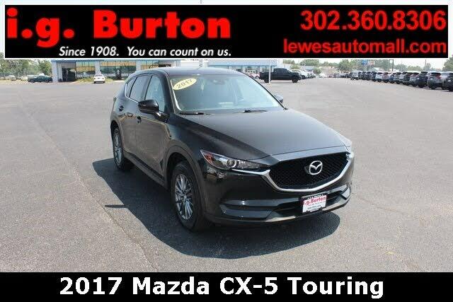 2017 Mazda CX-5 Touring AWD