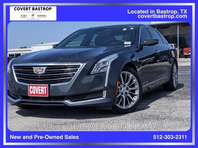 2017 Cadillac CT6 3.0TT Luxury AWD