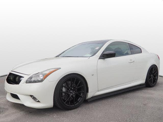 2015 INFINITI Q60 Sport Limited Coupe RWD