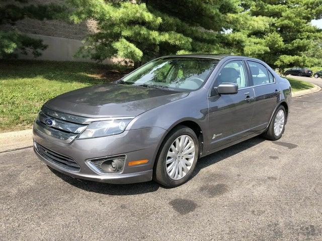 2012 Ford Fusion Hybrid FWD