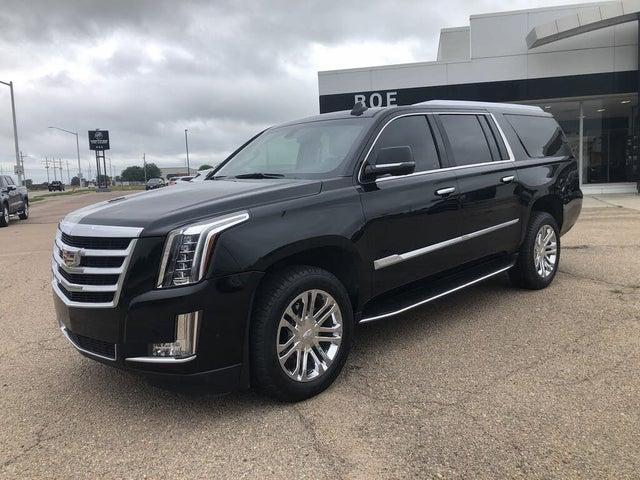 2018 Cadillac Escalade ESV RWD